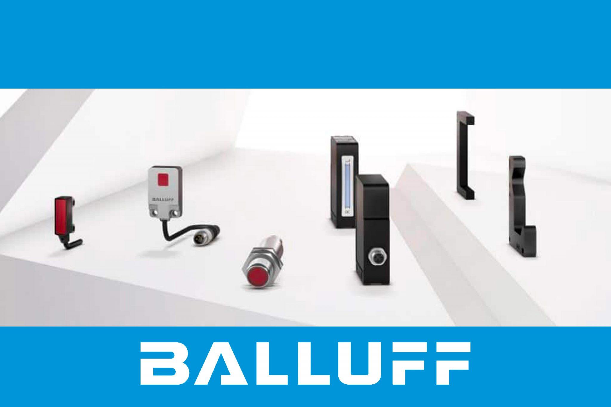 Sensori optoelettrici Balluff: l'affidabilità scelta da Electro IB