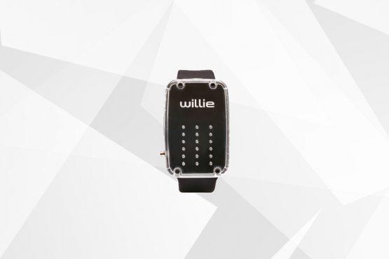 Braccialetto per uso industriale: WILLIE, il dispositivo che aumenta l'efficienza