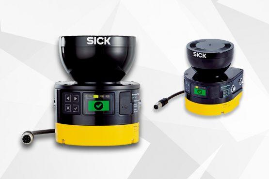 SICK: la nuova era dei laser scanner di sicurezza per applicazioni fisse
