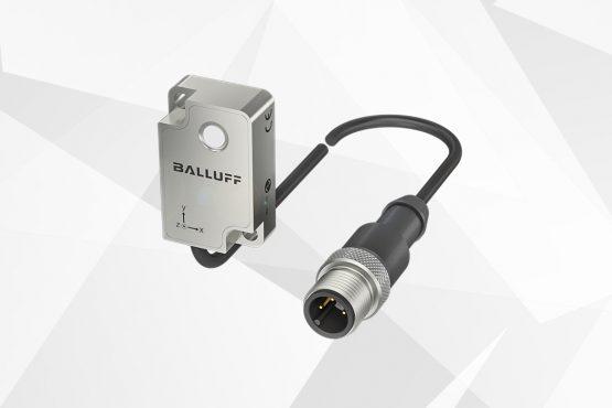 Il nuovo sensore BCM di Baluff per il monitoraggio delle condizioni
