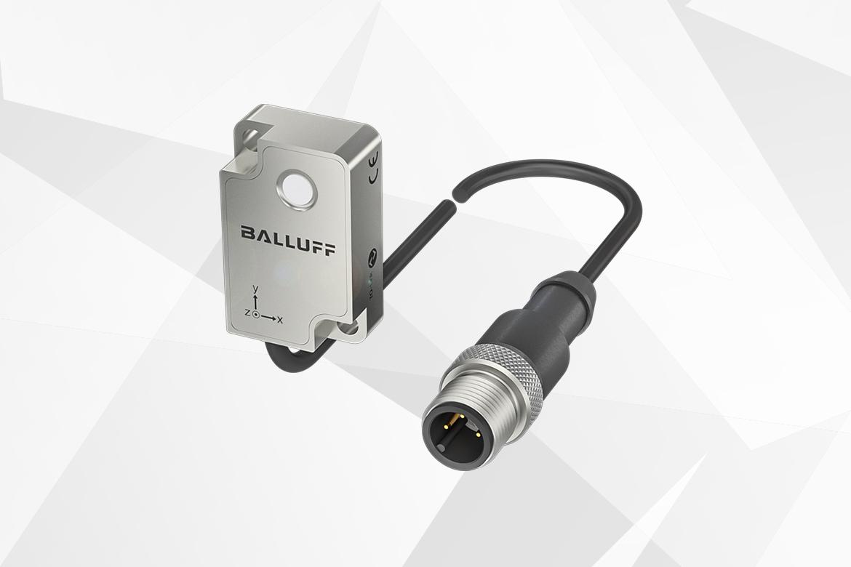 Il nuovo sensore BCM di Balluff per il monitoraggio delle condizioni