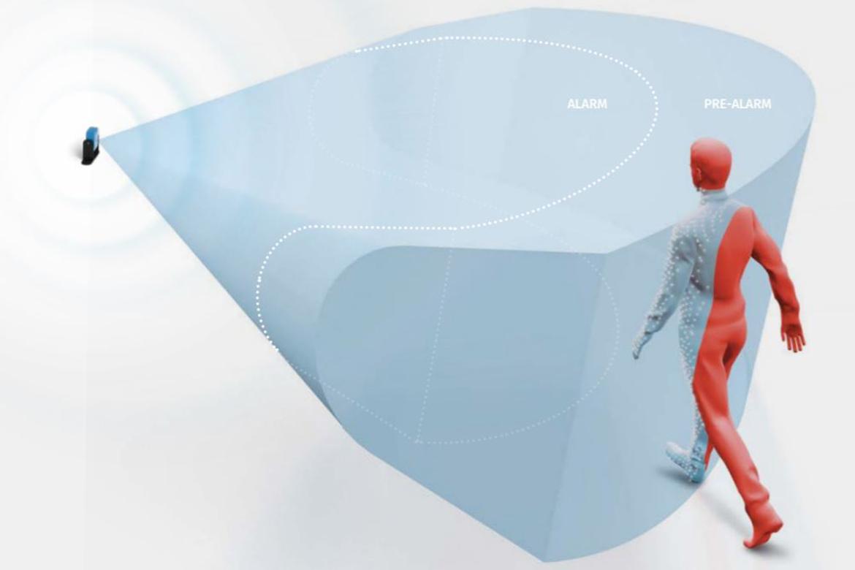 Il sistema di sensori radar LBK di Inxpect: la sicurezza industriale ai massimi livelli