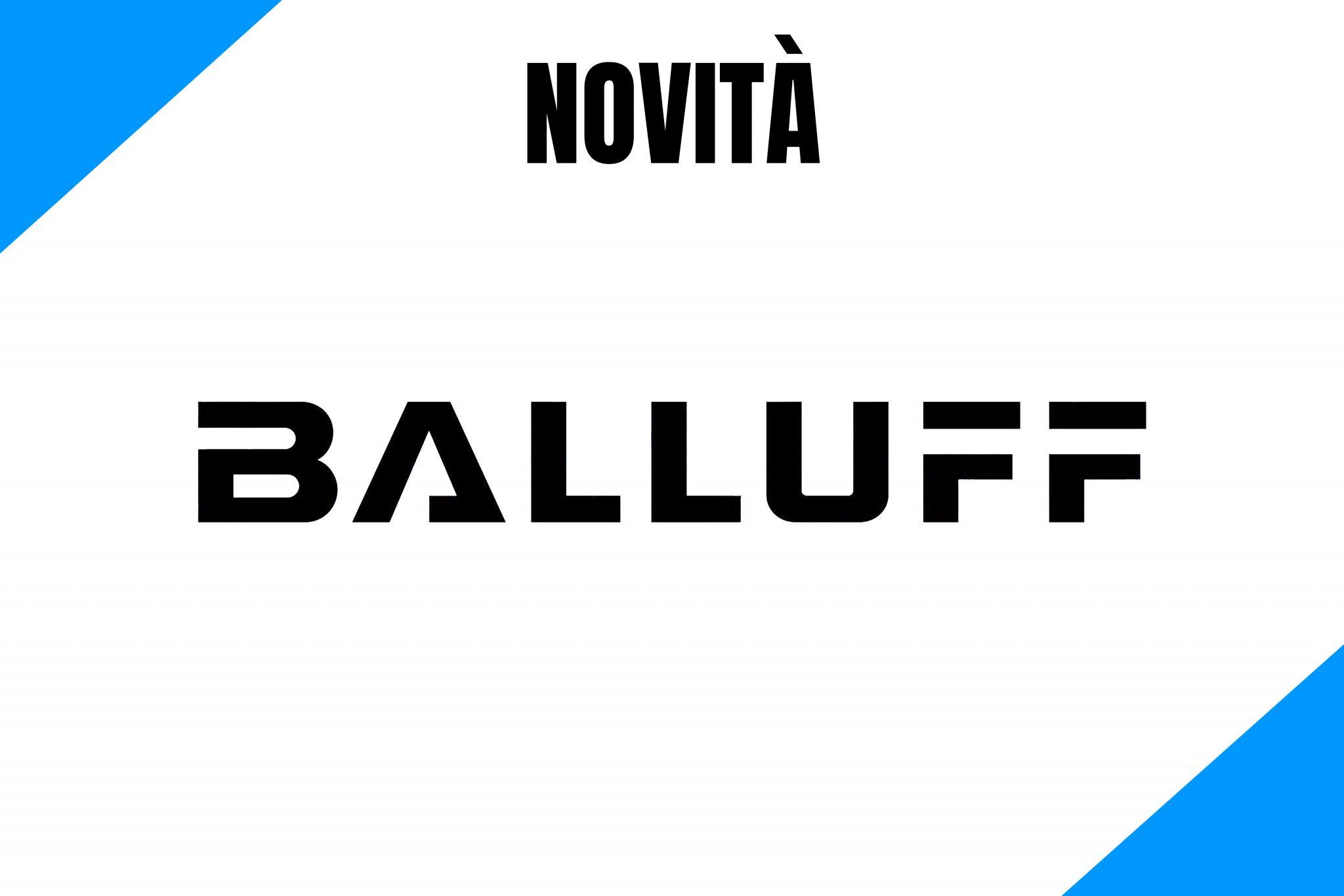 BOD 6k di Balluff, nuovi componenti elettronici distribuiti da Electro I.B
