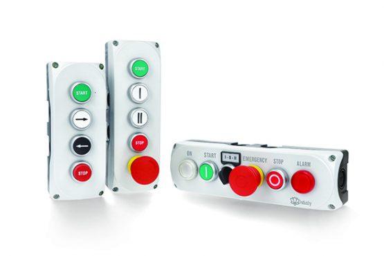 Per le applicazioni più ricercate arrivano le nuove pulsantiere assemblate di LOVATO Electric