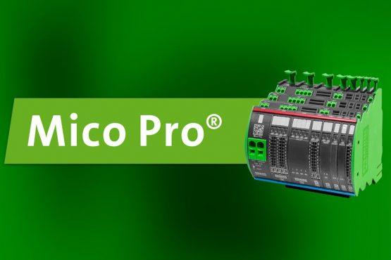 Sistema di monitoraggio della corrente Mico Pro di Murrelektronik: oggi è configurabile online