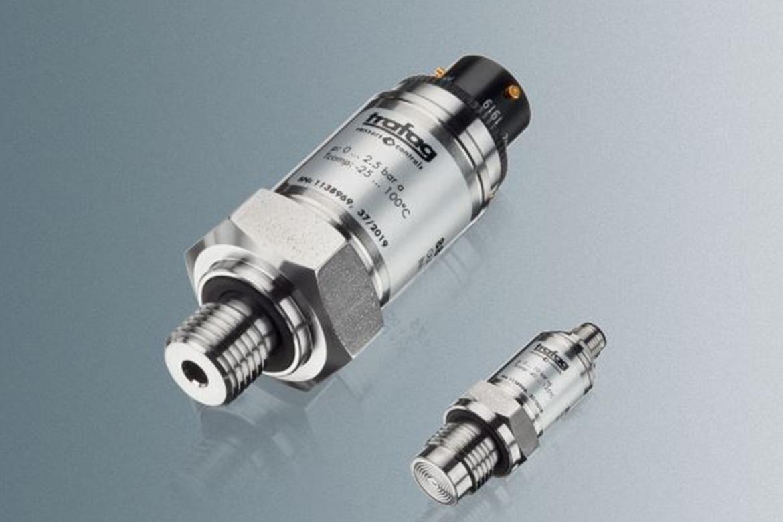 I trasmettitori di pressione Trafag ESH 8845: precisi, robusti ed efficienti