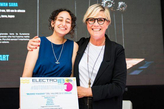 Sara Radwan, terza vincitrice del concorso Automation in Art, racconta il suo viaggio a Praga