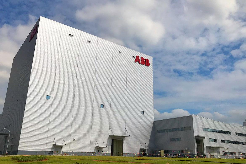 Le più innovative soluzioni per l'automazione industriale di ABB nel nuovo Hub cinese