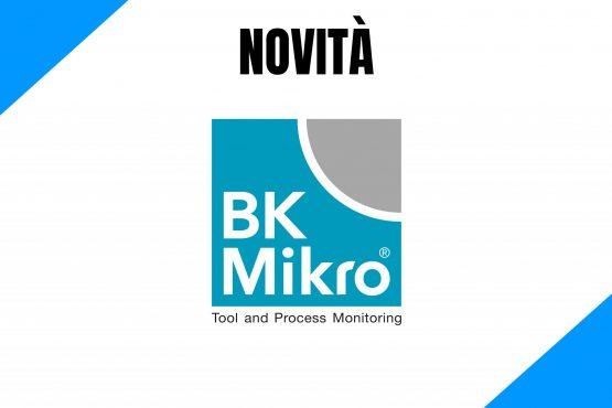 ElectroIB presenta in esclusiva BK Mikro: una soluzione d'avanguardia per il controllo rottura utensili.