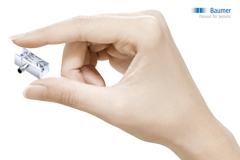 L'estensore miniaturizzato DST 20 di Baumer: il nuovo prodotto dell'azienda
