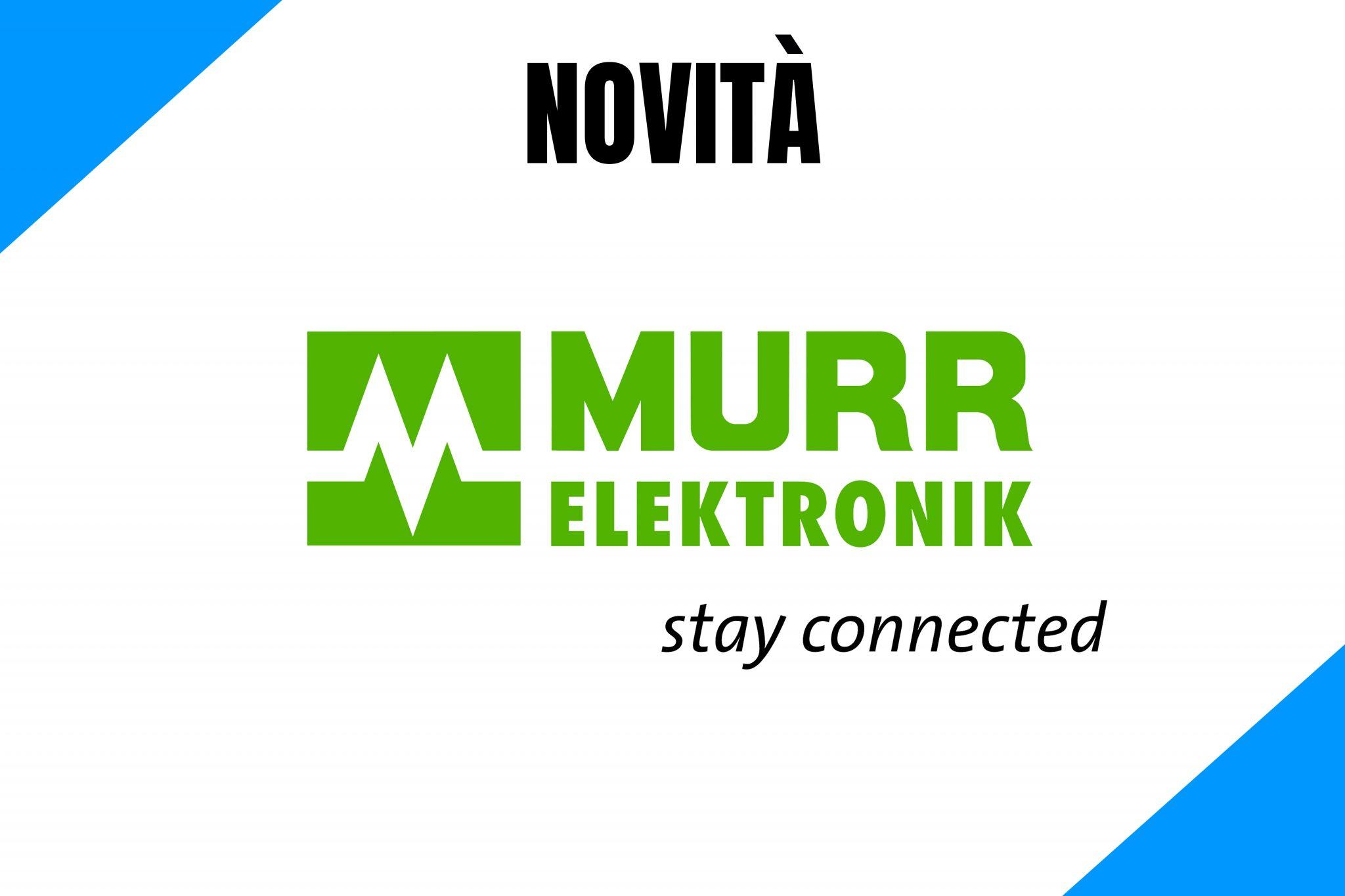 Nuovo modulo per encoder incrementali da Murrelektronik