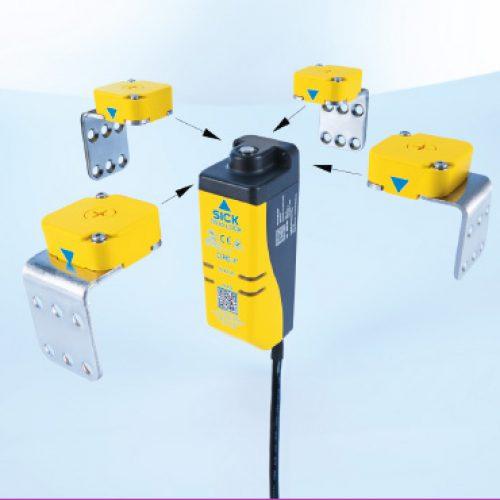 Sensori magnetici di sicurezza