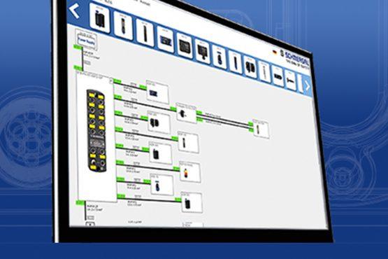 Il nuovo software per progettista elettronico Schmersal